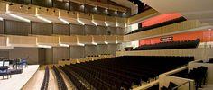 The Concert Hall Aarhus, extension C.F. Møller