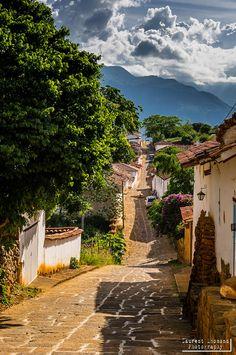 Barichara, Colombia on Behance
