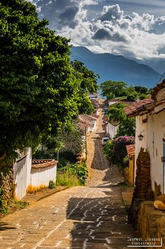 Barichara, Colombia on Behance