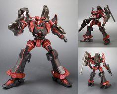 Armored Core Crest CR-C98E2 Nineball