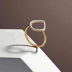 Influenced by the Italian riviera, the Riva #Diamond Hoop ring, our best-selling…