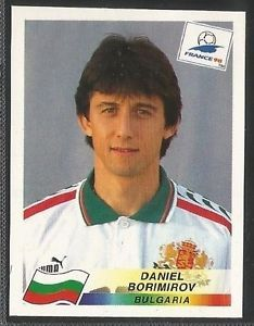 Image result for france 98 panini bulgaria borimirov France, Fifa World Cup, Albums, Baseball Cards, Stickers, Image, Bulgaria, Decals, French