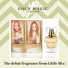 #AD Our fave girlband, Little Mix now have their own fragrance called Gold Magic and we can't get enough! #LittleMix #GoldMagic #OUTNOW