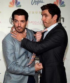 Property Brothers Jonathan and Drew Scott Facts | POPSUGAR Home