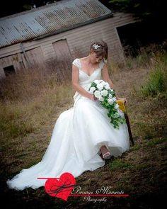 Umpherston sinkhole wedding dress