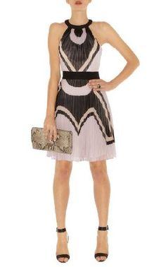 Karen Millen Deco Print Dress : Dresses