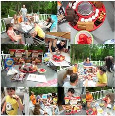 #SmoresAnytime #sterno party was a hit!! Sterno Products Tryazon  S'Mores! Outdoors or in...anywhere, anytime!