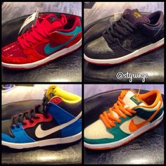 Nike SB Dunk 2014 Samples