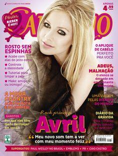 Edição 1178 - Avril Lavigne