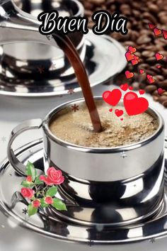 Good Morning Babe Quotes, Good Morning Coffee Gif, Good Morning Breakfast, Good Morning Messages, Good Night Quotes, Good Morning Beautiful Flowers, Good Morning Roses, Good Morning Images Flowers, Good Morning In Spanish