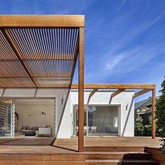 Iron Pergola, Patio Pergola, Corner Pergola, Deck With Pergola, Cheap Pergola, Wooden Pergola, Pergola Shade, Patio Roof, Pergola Plans