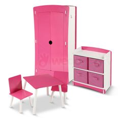We Do Bedroom Furniture Girls Bedroom, Bedroom Ideas, Bedroom Furniture, Blush, Chair, Home Decor, Bed Furniture, Decoration Home, Room Decor