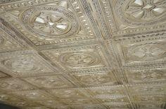 Embossed wallpaper ceiling - Wallpaper Fever