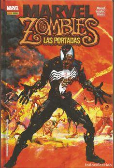 MGN. Marvel Zombies Las portadas Panini Cómics