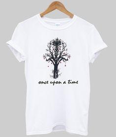 once upon a time shirt  #tshirt #shirt #graphic shirt #funny shirt