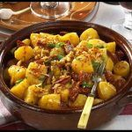 Other gnocchi no longer do: Lightning Hungarian gnocchi without potatoes and eggs, . - I don& do any other gnocchi anymore: Lightning Hungarian gnocchi without potatoes and eggs th - No Salt Recipes, Recipe Images, Gnocchi, Potato Salad, Curry, Favorite Recipes, Healthy Recipes, Treats, Rodin