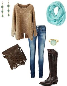 New Year's Eve Outfit: Time to start planning your NYE outfit!   http://www.countryoutfitter.com/style/wear-new-years-eve/?lhb=style