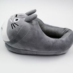 Totoro warming, fluffy home slippers are here! And on sale for christmas!✨ Tap the link for shopping  https://shoppyway.com/…/products/fluffy-totoro-home-slippers  #christmas #totoro #slippers #homeslippers #christmasgift #warm #home #comfortable #fluffy #sale #onlineshop #shoppyway #cat #animal #animalslippers