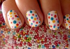 I want to do this to my toes!