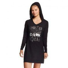 Target - women's Star Wars Dark Side sleepshirt Star Wars Love, Star Wars Girls, Sleepwear Women, Pajamas Women, Star Fashion, Girl Fashion, Star Wars Pajamas, Star Wars Outfits, Sleep Shirt