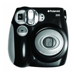 Polaroid 300 Instant Film Camera(Black)