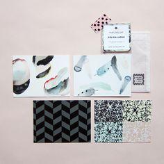 Cards # 3 / Selma Lamai