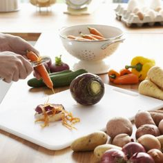 Fruits et légumes : ce qu'on jette et qu'on devrait pourtant tester en cuisine !