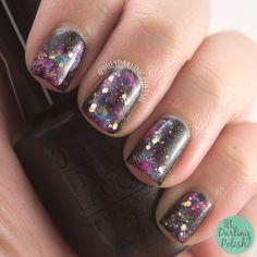 Galaxy nail art for the 31 Day Challenge! Galaxy Nail Art, 31 Day Challenge, How To Do Nails, Galaxies, Nailart, Nail Polish, Nail Polishes, Polish, Manicure