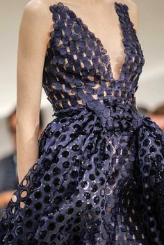 Christian Dior Haute Couture Spring 2014-Details
