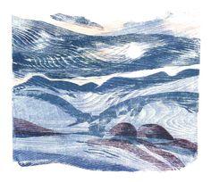 Heiner Bauschert, ксилография
