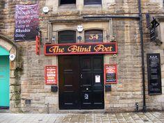 Favorite Pub in Edinburgh