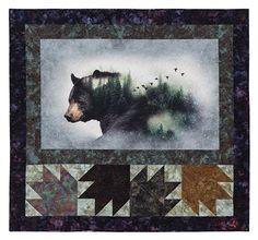 Bear Mountain Quilt Kit