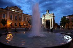 piazza Ganganelli. #santarcangelo #santarcangelodiromagna #romagna #emiliaromagna#italy #theoldtown #italia #italy