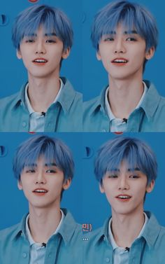 Blue Aesthetic, Kpop Aesthetic, Nct 127, Ntc Dream, Nct Group, Nct Dream Jaemin, Na Jaemin, Boyfriend Material, Taeyong