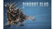 Dinobot slug uno de los 13 de la era de la extinción