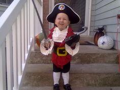Captain Hook DIY