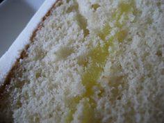 White Cake with Lemon Filling and Lemon Cream Cheese Frosting - Rachel Cooks