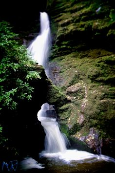 St Nectans Glen, Cornwall by Martin Williams-Peck