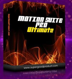 Motion Suite Pro Ultimate Review  High Quality 1000 Brand New HD Resolution Motion Backgrounds In Various Themes & Categories At Super Affordable Price