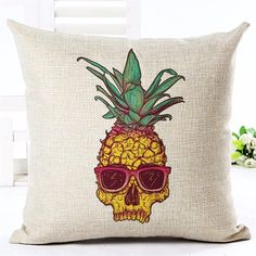 Bildresultat för ananas kudde