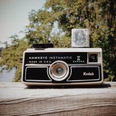 Kodak Hawkeye Instamatic II Camera circa 1970