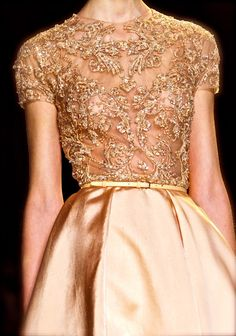 Elie Saab  S/S 2013 Couture