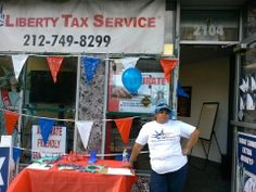 Open House for Liberty tax Service