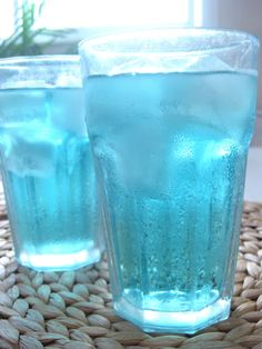 Sonic's Ocean Water recipe - the most refreshing drink to beat the summer heat