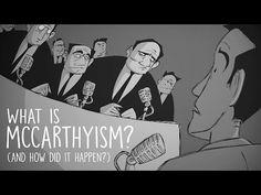What is McCarthyism? And how did it happen? - Ellen Schrecker | TED-Ed