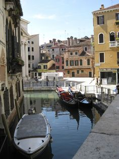 Venice, Italy by day.