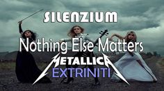 🎶NOTHING ELSE MATTERS🎶 #METALLICA EXTRINITI.com #CelloCover #RockCover So close no matter how far Couldn't be much more from the heart Forever trusting who we are And nothing else matters  #CoverSong #RockMusic #NothingElseMatters https://www.youtube.com/watch?v=AXj7BOt46B8