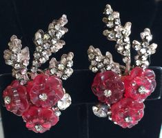 Hey, I found this really awesome Etsy listing at https://www.etsy.com/listing/236082489/enticing-vintage-miriam-haskell-ear