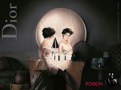Dior Poison - Photographer: Vincent Peters
