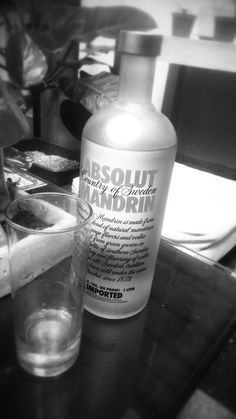 Vodka es amor